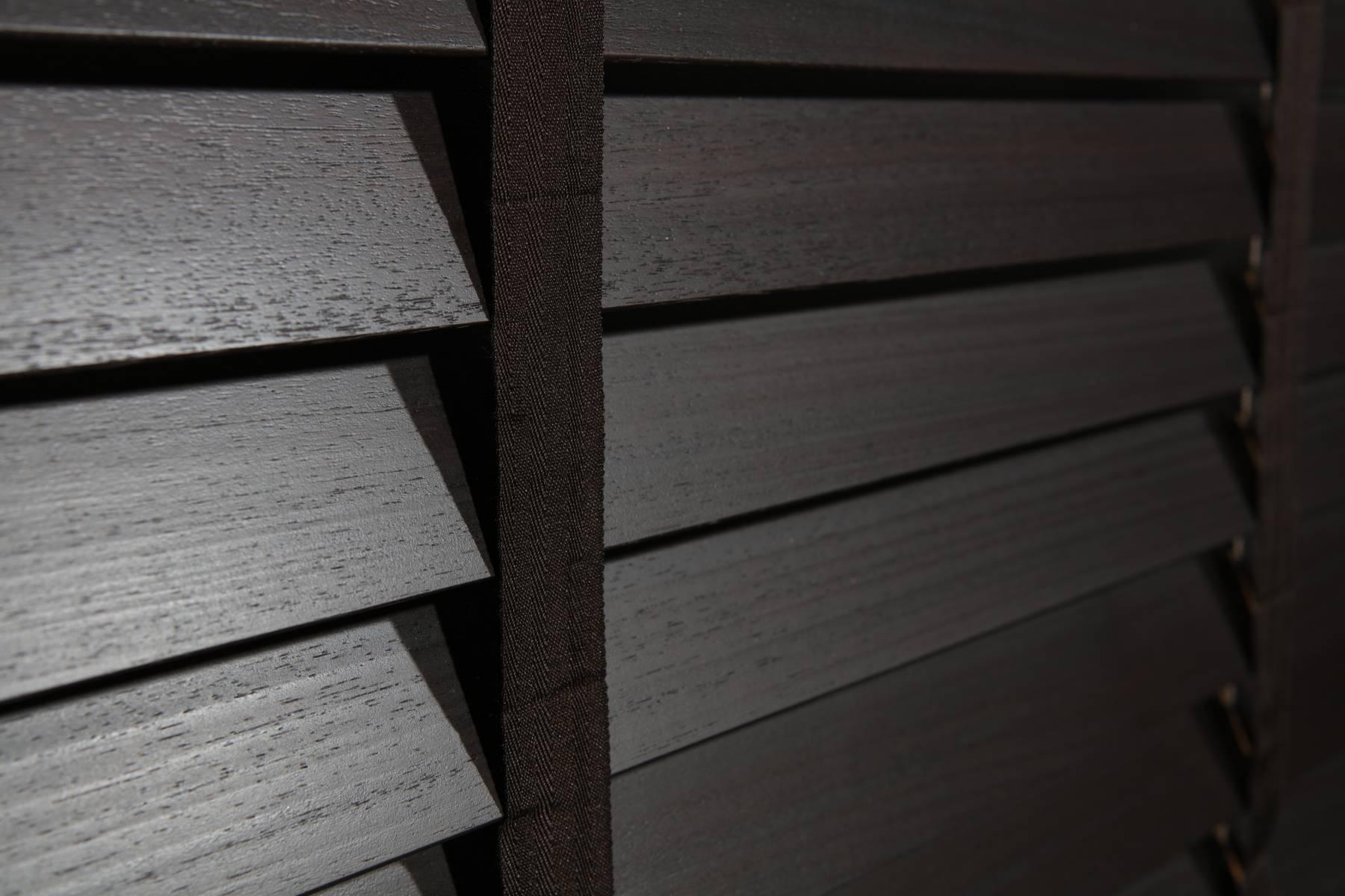 Żaluzje drewniane 70mm